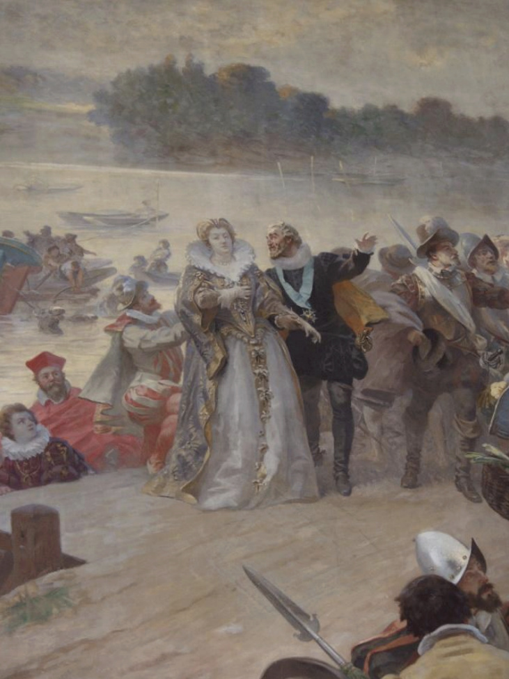 Le pont de Neuilly au XVIIIe siècle Henri_10