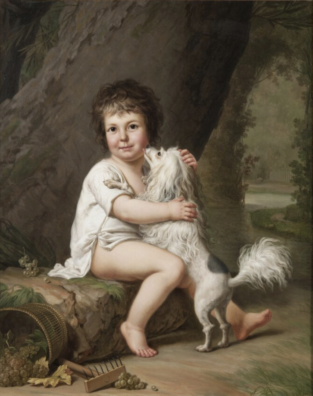 La famille de Madame Campan : Les Genet et Auguié Henri_10