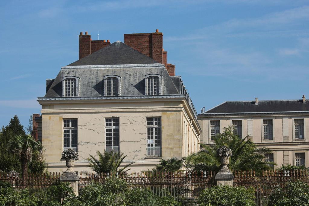 Hôtellerie de luxe et restaurant de haute gastronomie à Versailles : L'Hôtel du Grand Contrôle Hoatel10