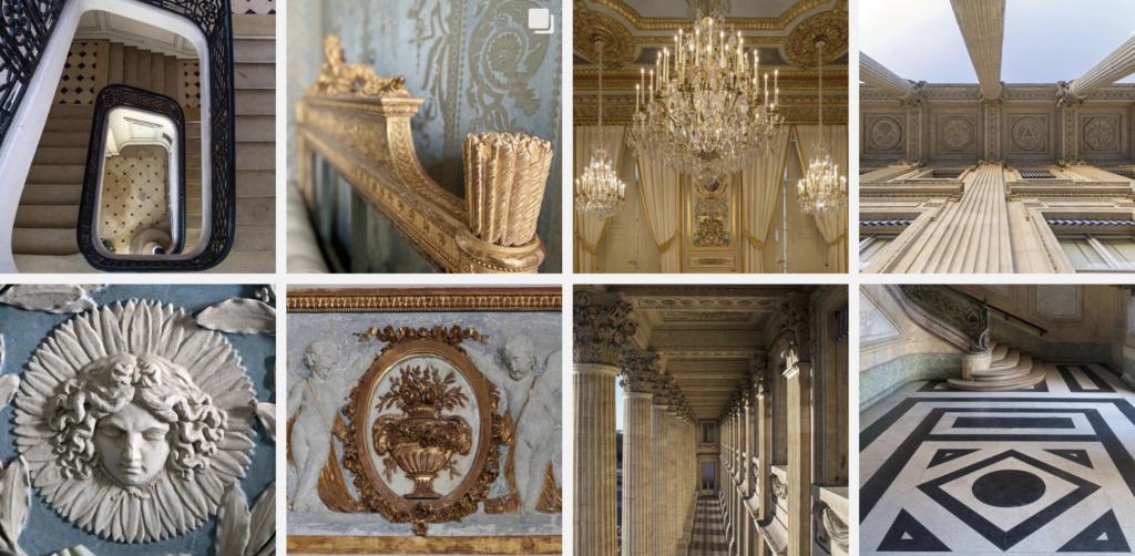 Le Garde Meuble Royal, actuel Hôtel de la Marine, à Paris - Page 3 Hoatel10