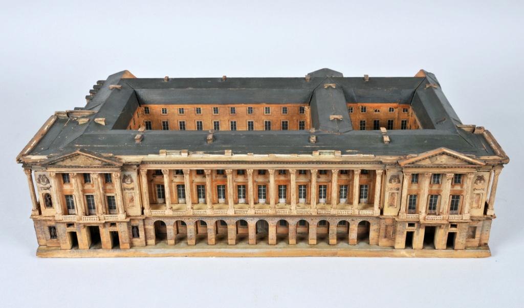 Le Garde Meuble Royal, actuel Hôtel de la Marine, à Paris - Page 3 Hoatel11