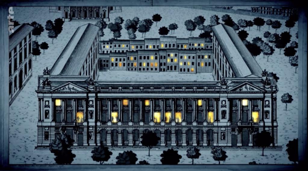 Le Garde-Meuble de la Couronne, actuel Hôtel de la Marine - Page 4 Hoatel11