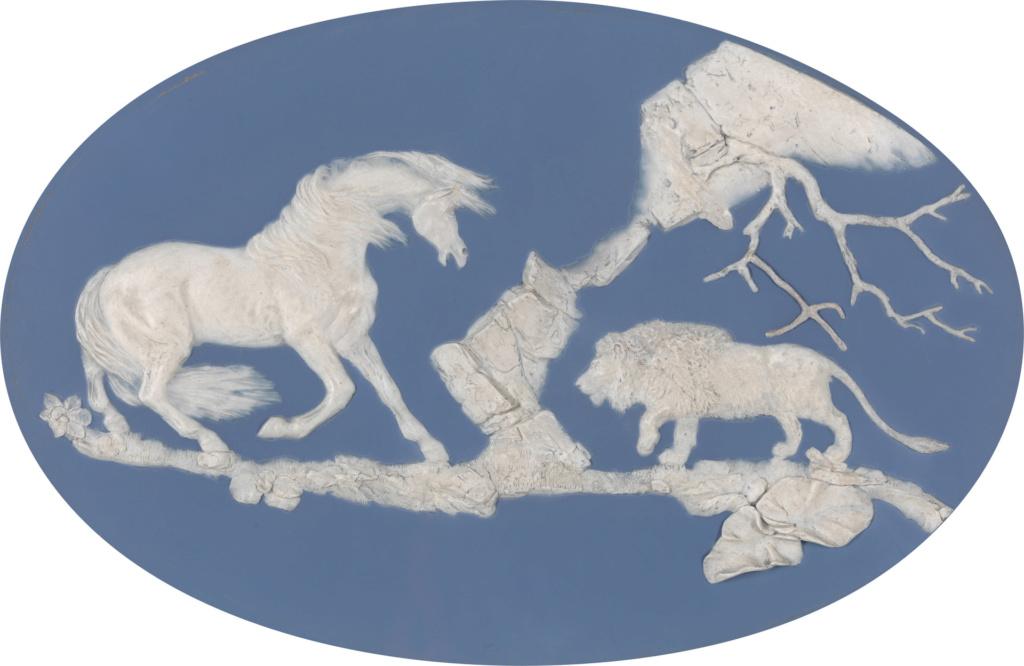 George Stubbs : artiste peintre et anatomiste.  Horse_10