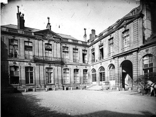 temple - L'Hôtel du Grand Prieur au Temple, chez le comte d'Artois Hotel-10