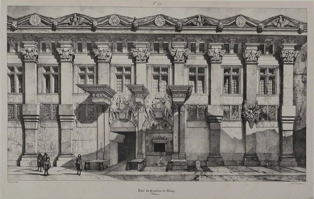 Yirmisekiz-Mehmed Çelebi Efendi - Ambassadeur de la Sublime Porte en visite en France de 1720 à 1721 Hotel_10