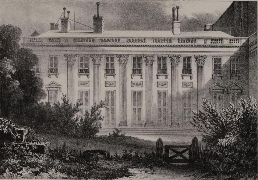 Jean-Joseph de Laborde, banquier de Louis XV, mécène des Lumières et inventeur des jardins de Méréville Hotell10