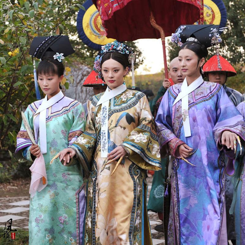 Série : The Legend of Zhen Huan (Empresses in the Palace), les atours de l'aristocratie chinoise au XVIIIe siècle Htb1jb10