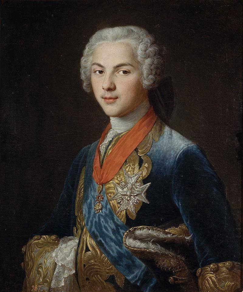 Les Drouais, artistes peintres de père en fils : Jean, Hubert, François-Hubert et Jean-Germain Drouais Hubert15