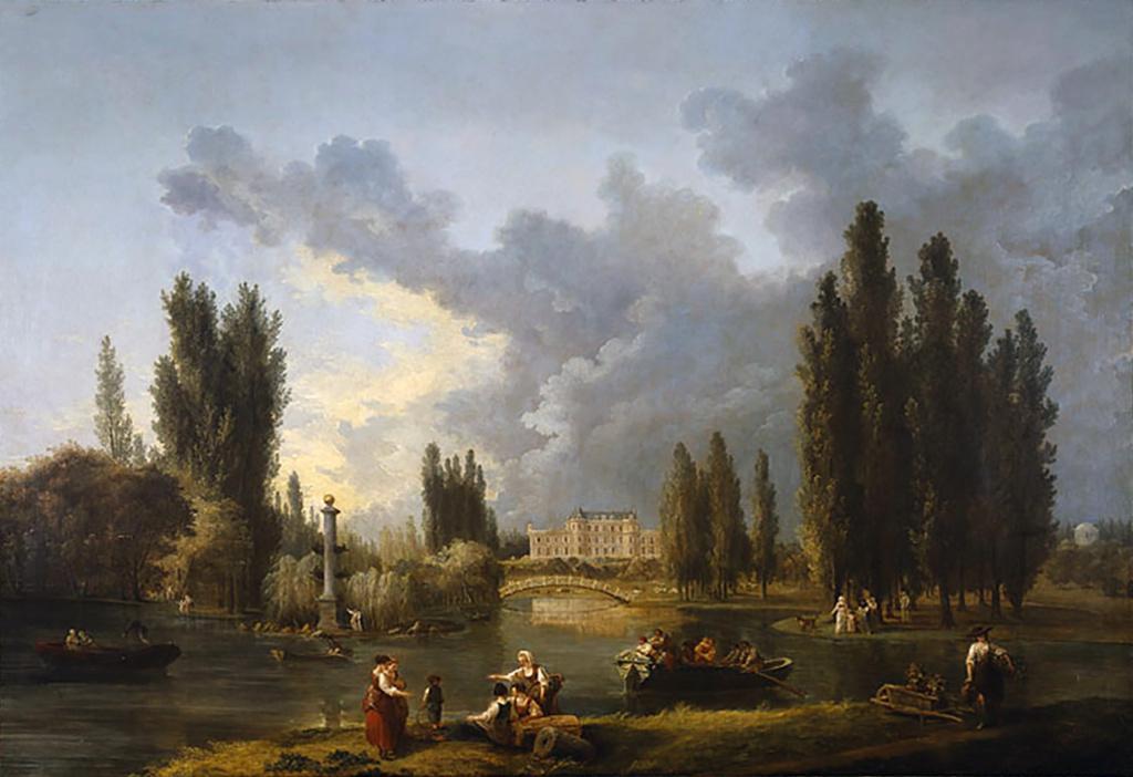 Jean-Joseph de Laborde, banquier de Louis XV, mécène des Lumières et inventeur des jardins de Méréville Hubert18