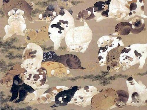 Exposition : Jakuchū (1716-1800), le Royaume coloré des êtres vivants Hyakke10