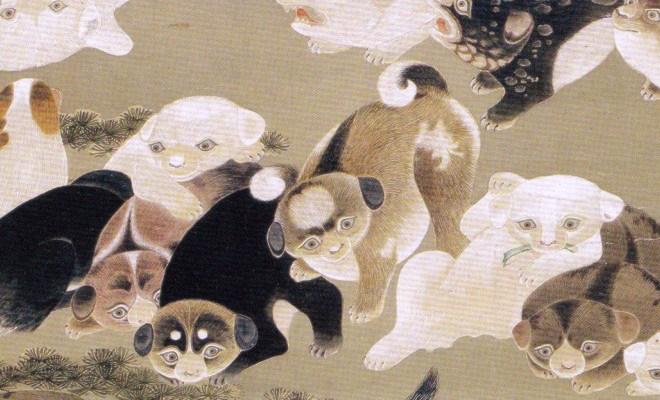 Exposition : Jakuchū (1716-1800), le Royaume coloré des êtres vivants Hyakke11