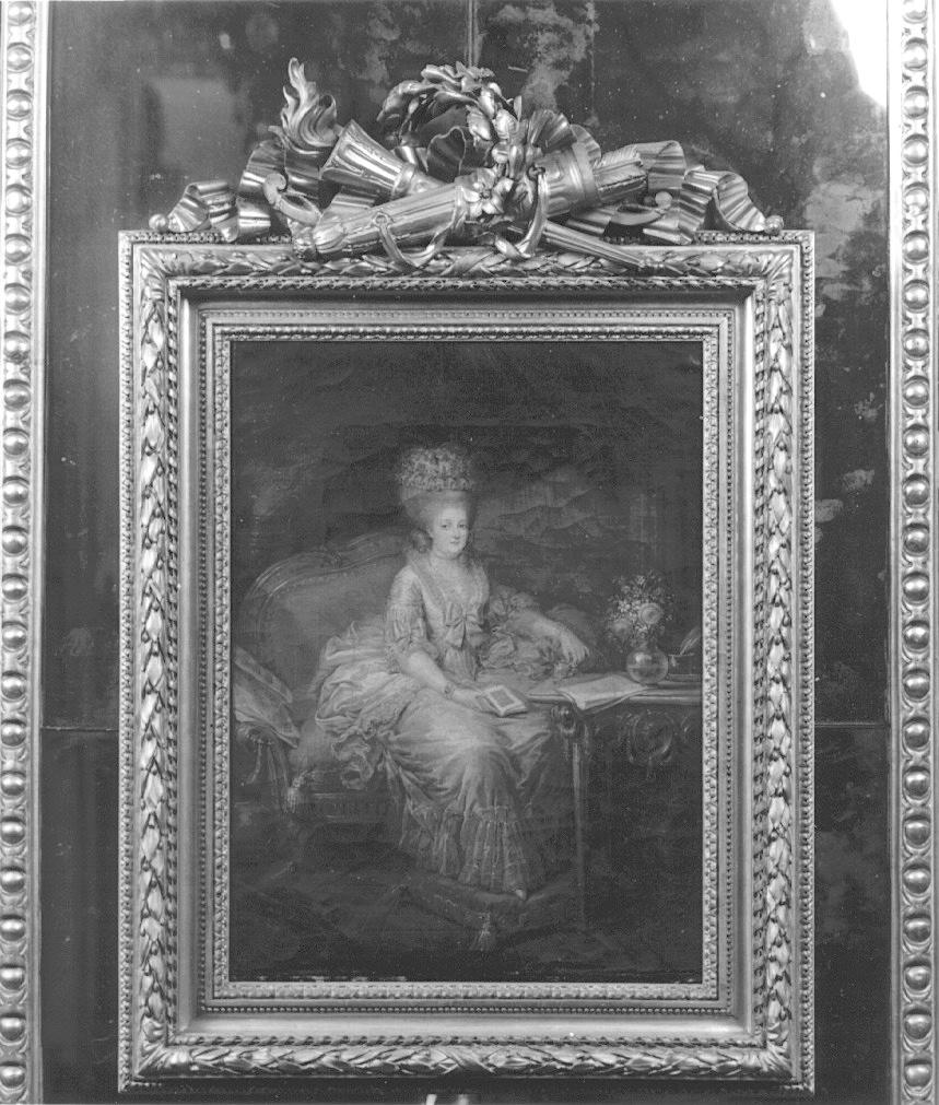 Portraits de Marie-Antoinette et de la famille royale par Charles Le Clercq - Page 3 Iccd2218