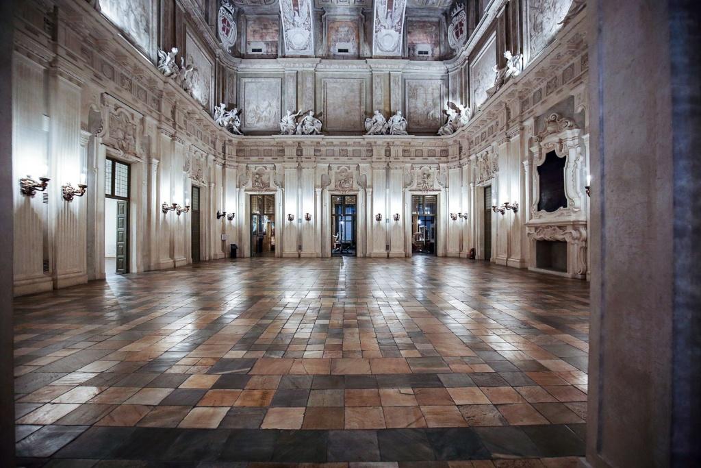 Le Palais Madame à Turin (Palazzo Madama, Torino) Il_gra10