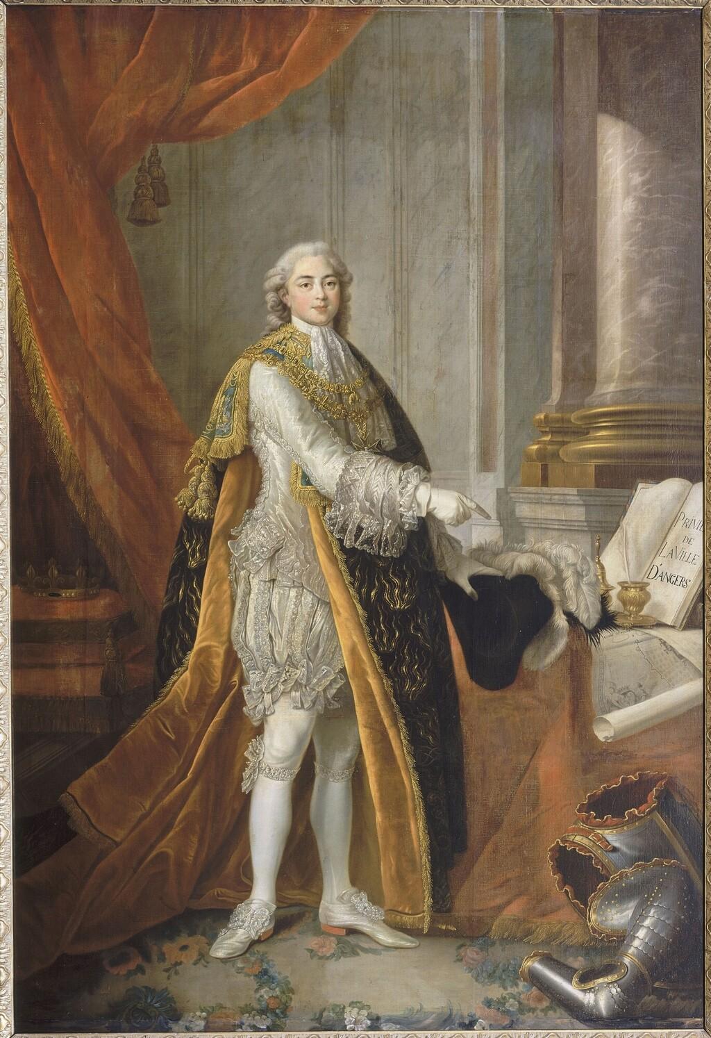 Louis-Stanislas, comte de Provence, et futur roi Louis XVIII - Page 2 Image124
