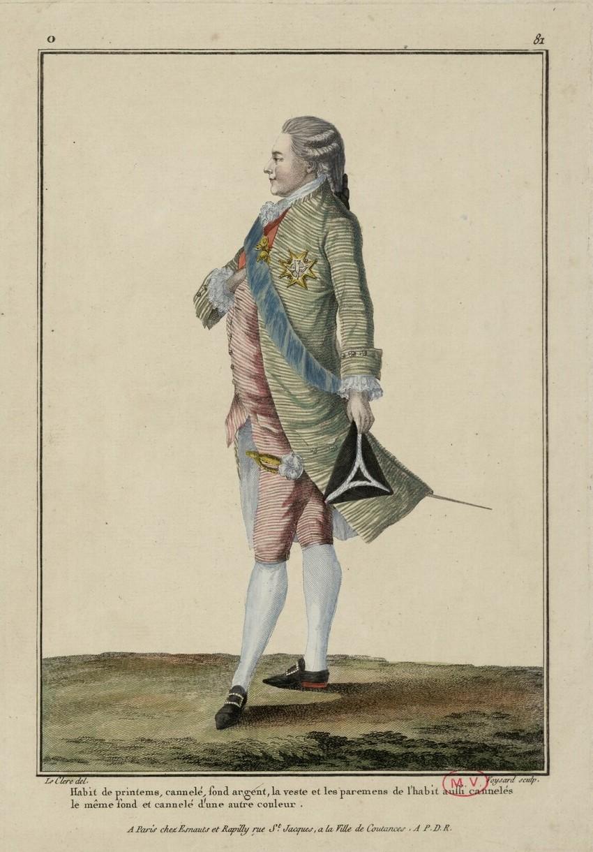 La Galerie des Modes et Costumes Français Image134