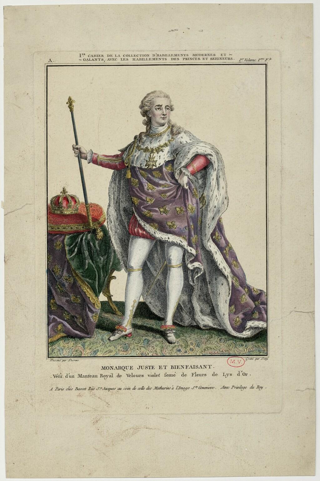 La Galerie des Modes et Costumes Français Image137