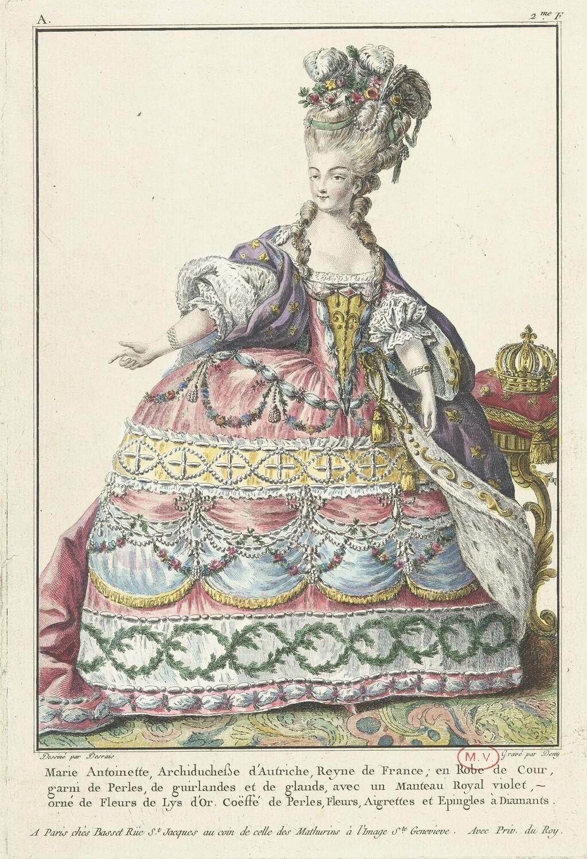 La Galerie des Modes et Costumes Français Image138