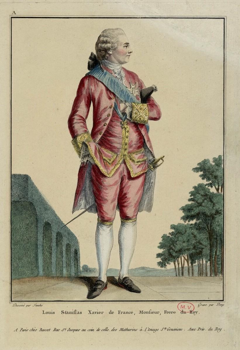 La Galerie des Modes et Costumes Français Image139