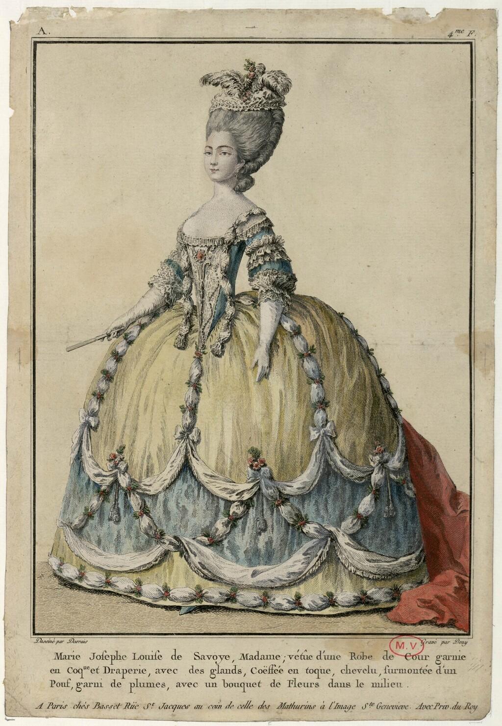 La Galerie des Modes et Costumes Français Image140