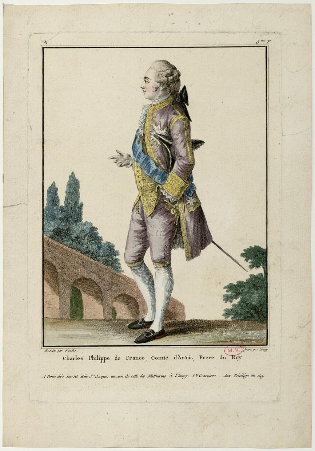 La Galerie des Modes et Costumes Français Image141