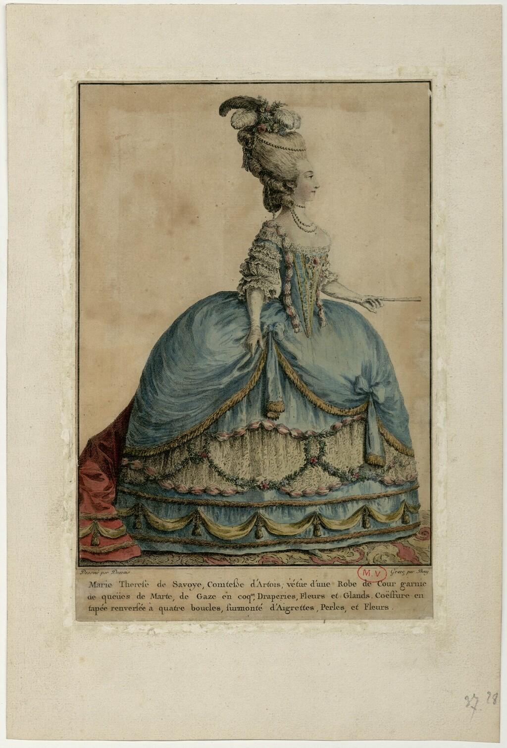La Galerie des Modes et Costumes Français Image142