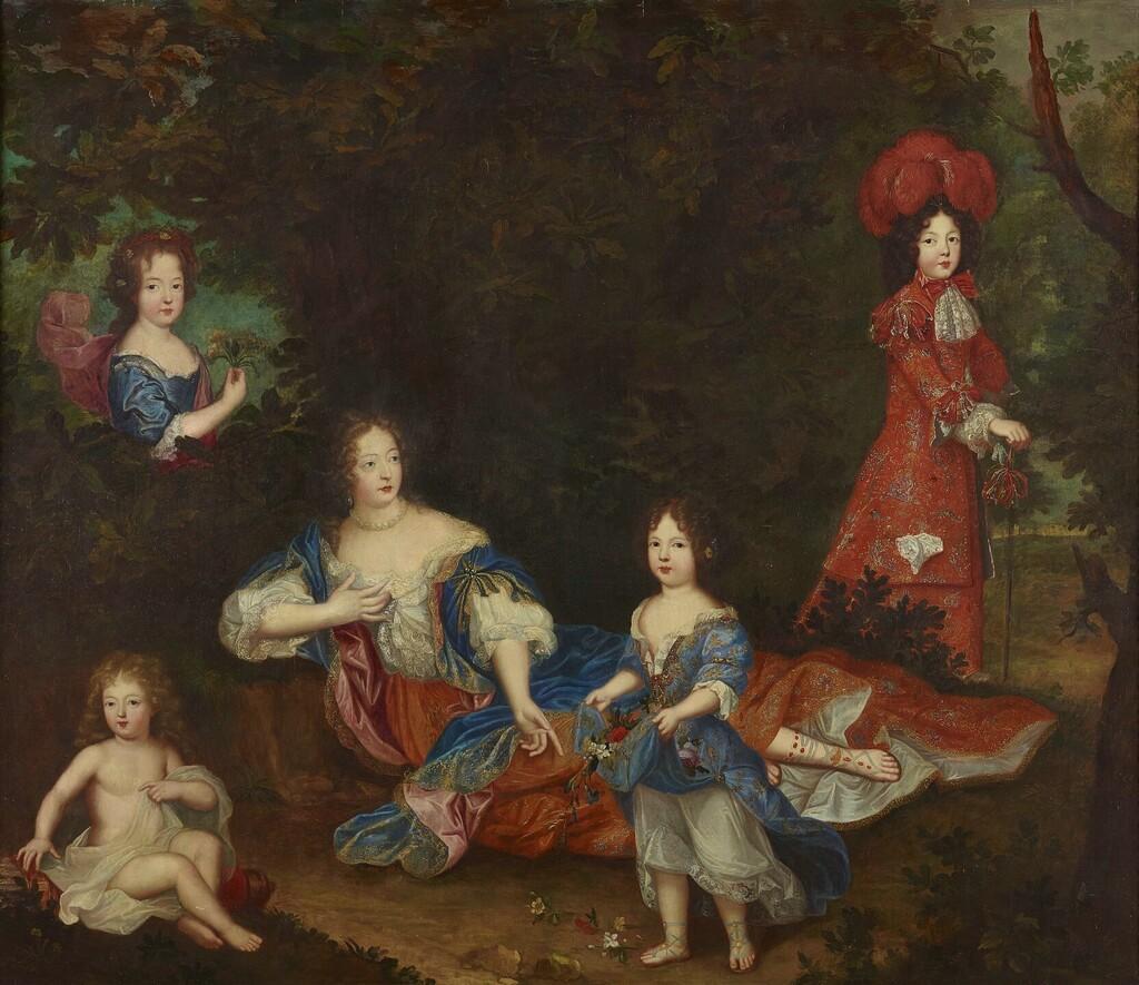 Madame de Maintenon : Exposition du tricentenaire (1719-2019), à Versailles Image151
