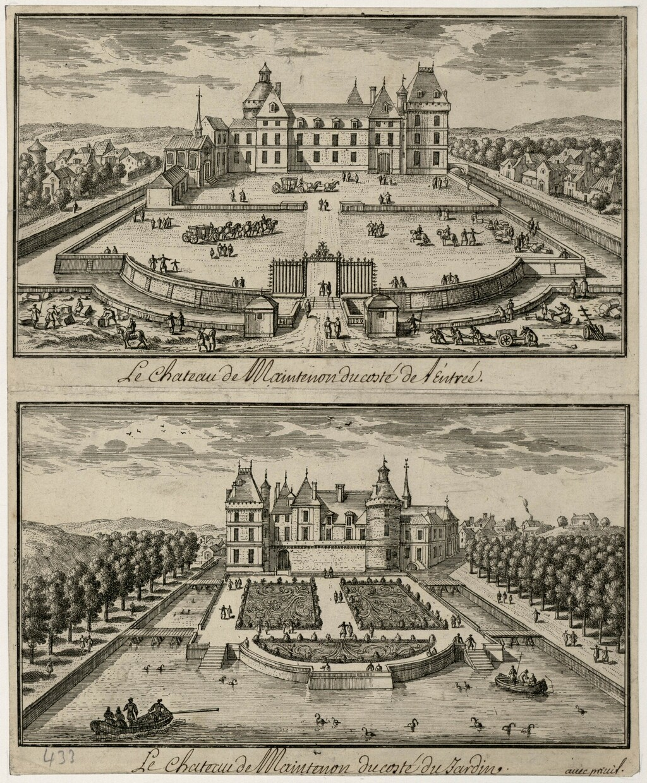 Madame de Maintenon : Exposition du tricentenaire (1719-2019), à Versailles Image152