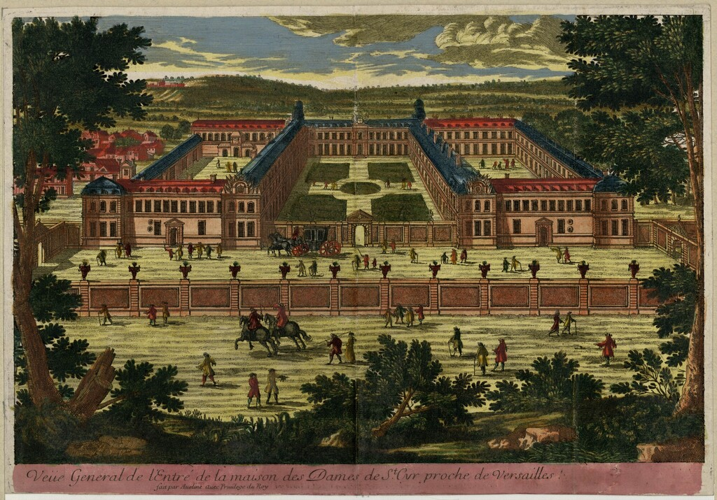 Madame de Maintenon : Exposition du tricentenaire (1719-2019), à Versailles Image156