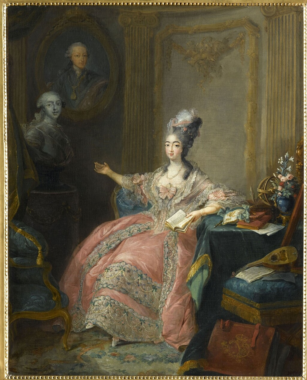Savoie - Marie-Joséphine de Savoie, comtesse de Provence - Page 4 Image183