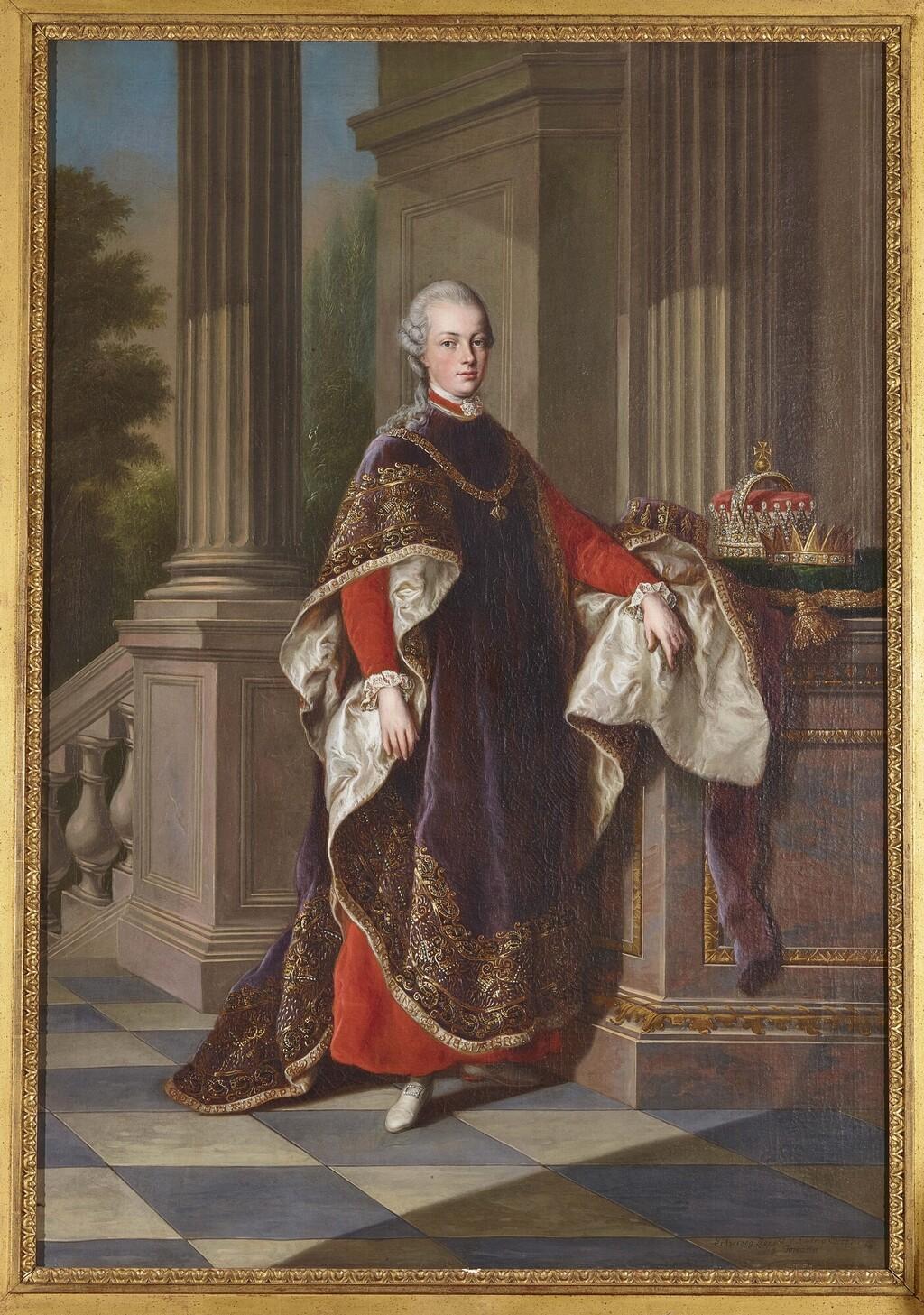 Léopold II, grand-duc de Toscane puis empereur d'Allemagne Image191