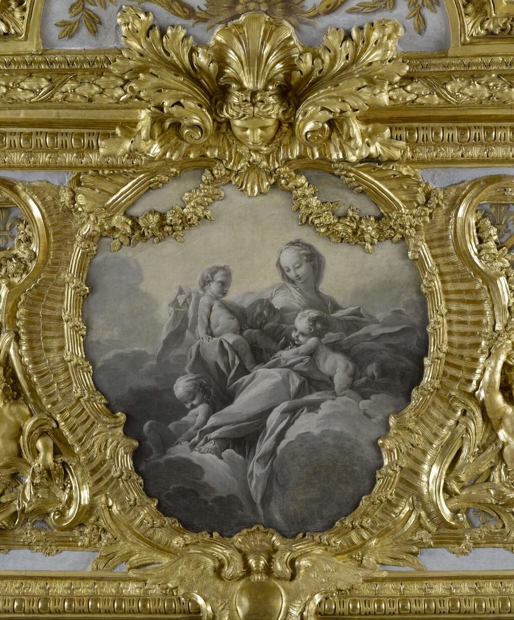 chambre - La chambre de la Reine à Versailles - Page 5 Image240