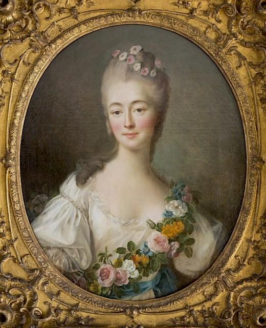 Buste de Mme Adélaïde, de Mme Clotilde, ou d'une inconnue (mais non pas de Marie-Antoinette) par Vavasseur ?  Image260