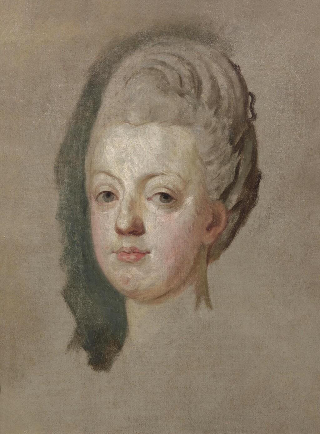 Portraits de Marie-Antoinette par Joseph-Siffred Duplessis Image261