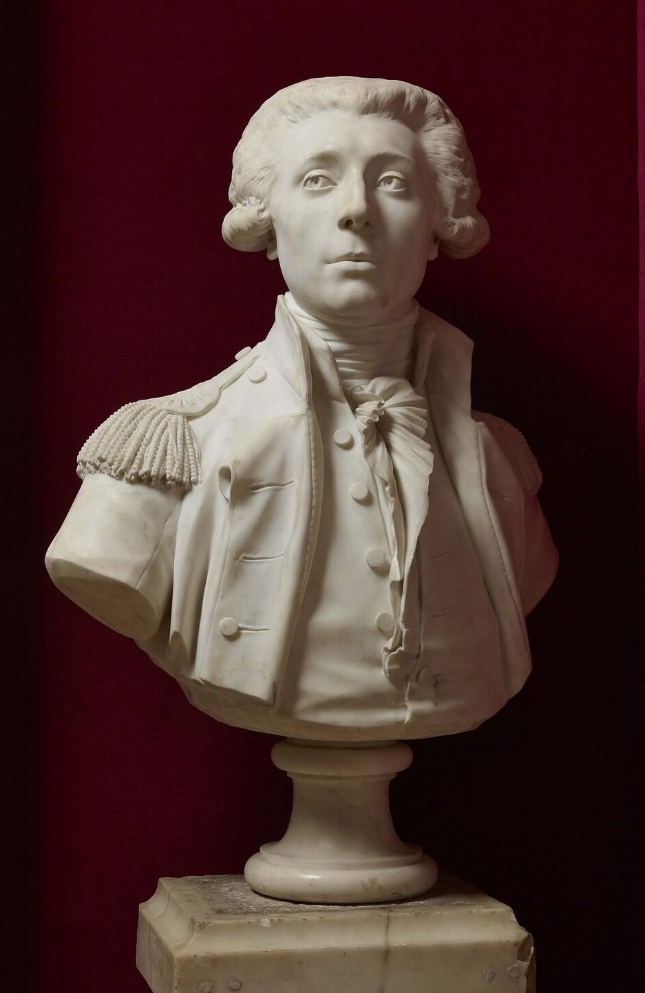 Jean-Antoine Houdon, le sculpteur des Lumières Image263
