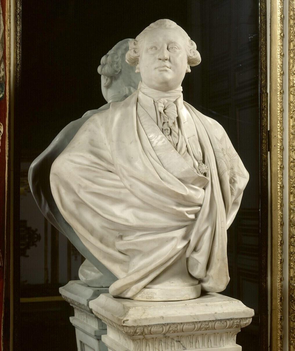 Jean-Antoine Houdon, le sculpteur des Lumières Image264
