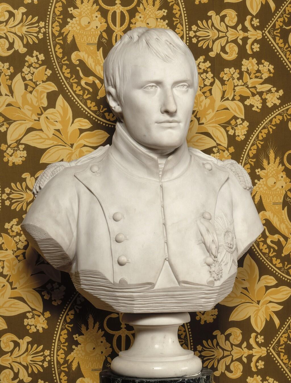 Jean-Antoine Houdon, le sculpteur des Lumières Image266