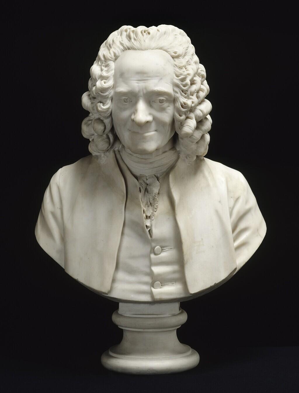 Jean-Antoine Houdon, le sculpteur des Lumières Image268