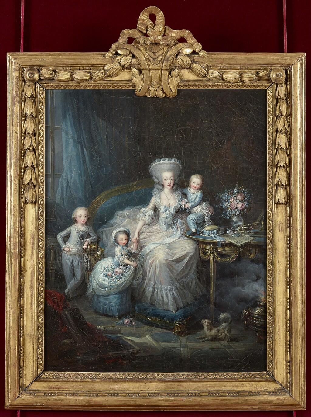 Marie-Thérèse de Savoie, comtesse d'Artois Image282