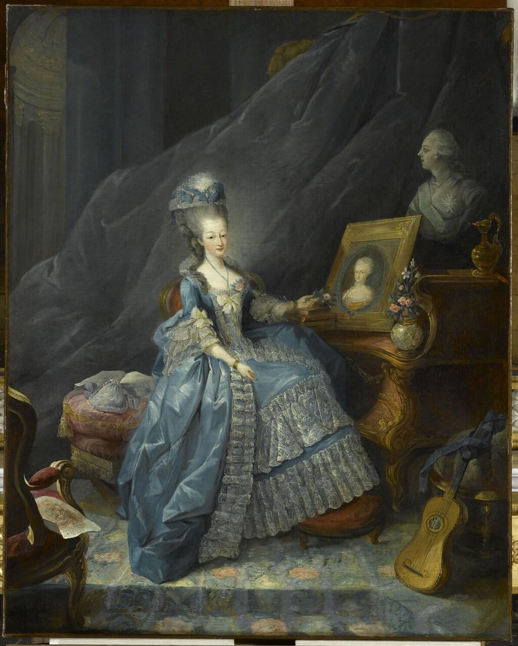 Marie-Thérèse de Savoie, comtesse d'Artois - Page 2 Image284