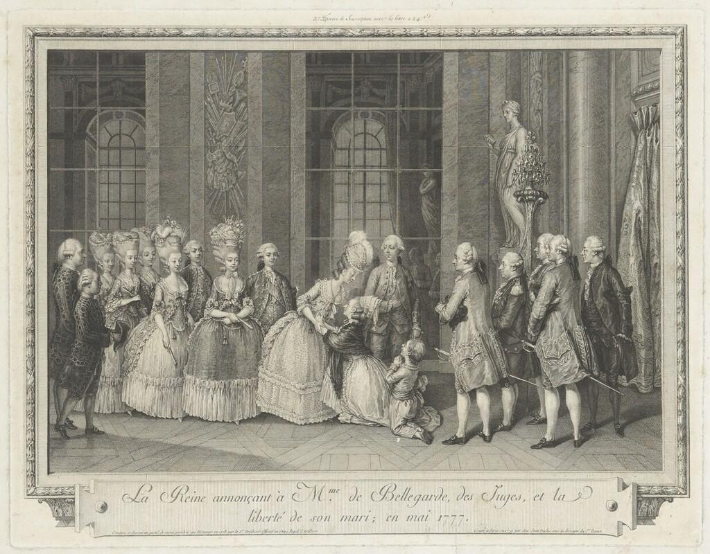Marie-Antoinette par Charles-Henri des Fossés (Desfossés) ou Desfossez Image285