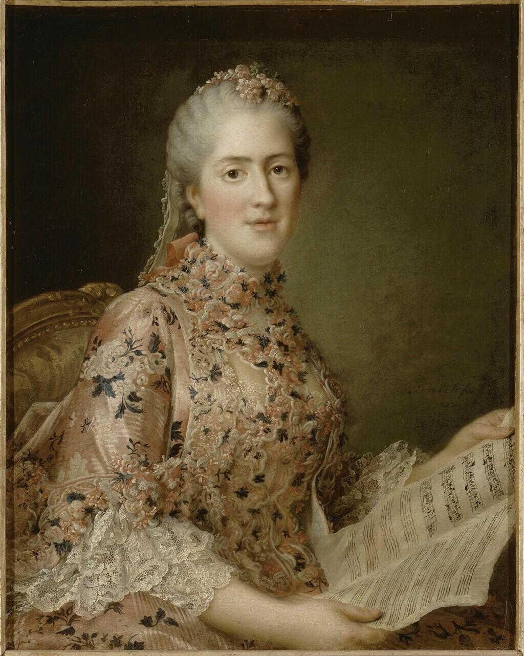 Sophie de France, dite Madame Sophie, tante de Louis XVI Image316