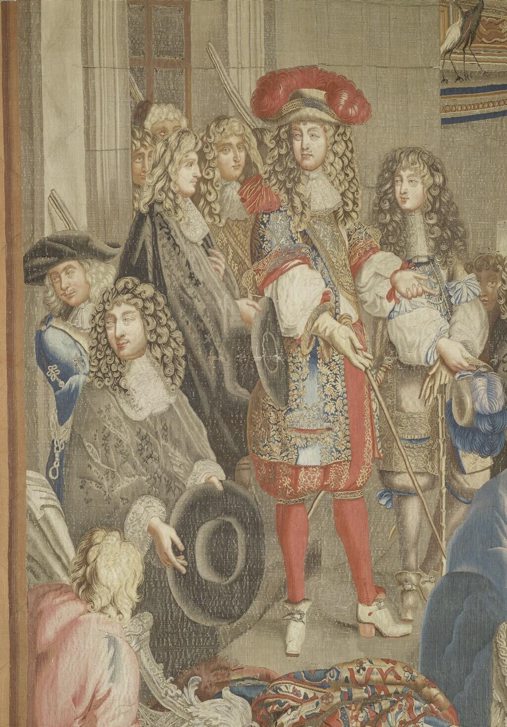Exposition : Créer pour Louis XIV, les manufactures de la Couronne sous Colbert et Le Brun - Galerie des Gobelins Image321