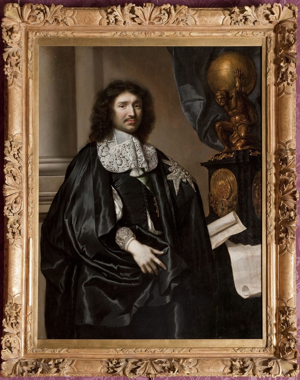 Exposition : Créer pour Louis XIV, les manufactures de la Couronne sous Colbert et Le Brun - Galerie des Gobelins Image322