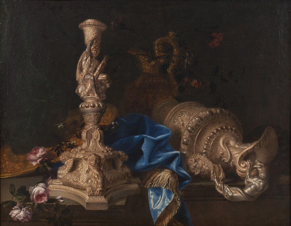 Exposition : Créer pour Louis XIV, les manufactures de la Couronne sous Colbert et Le Brun - Galerie des Gobelins Image323