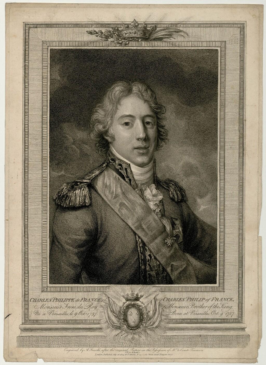 Le comte Charles-Philippe d'Artois, futur Charles X - Page 5 Image349