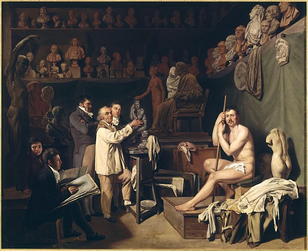 Louis-Léopold Boilly : peintre de la société parisienne de Louis XVI à Louis-Philippe Image383