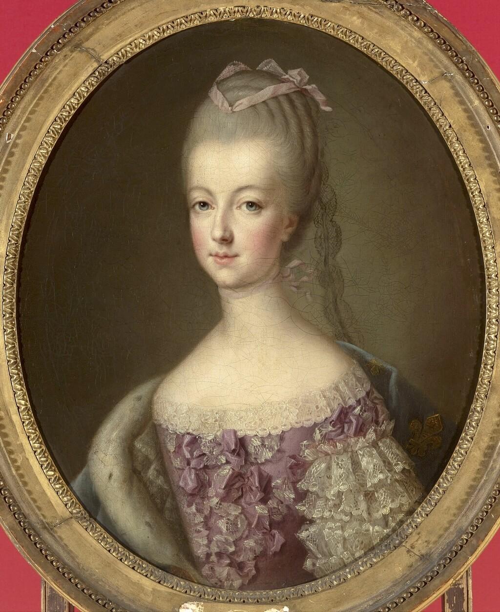 Portraits de Marie-Antoinette par et d'après François-Hubert Drouais Image397
