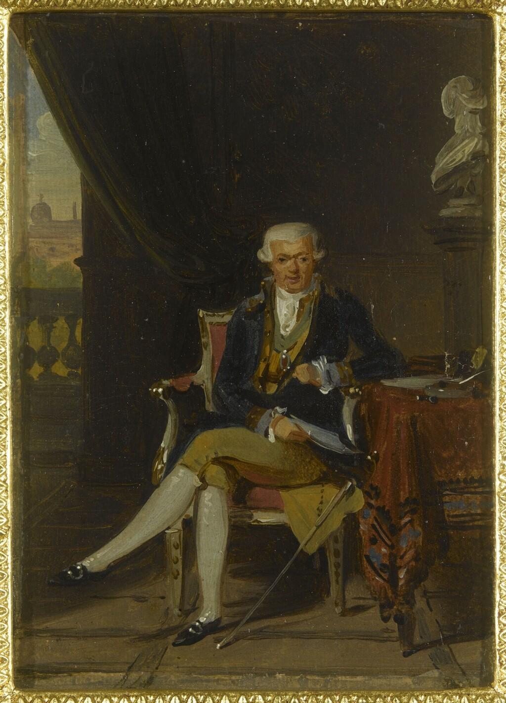 Louis Gauffier (1762-1801), peintre français installé en Italie Image401