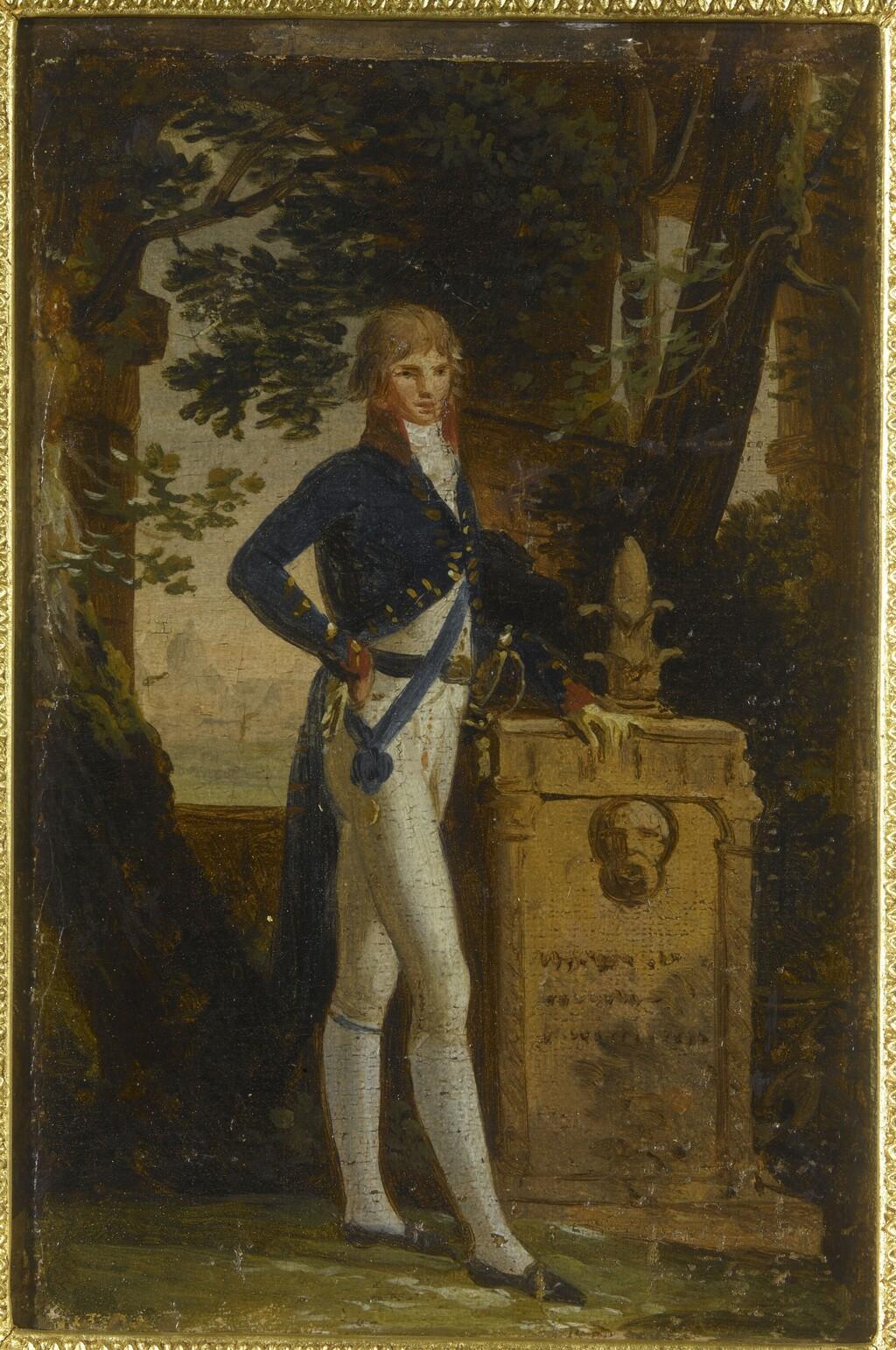Louis Gauffier (1762-1801), peintre français installé en Italie Image402