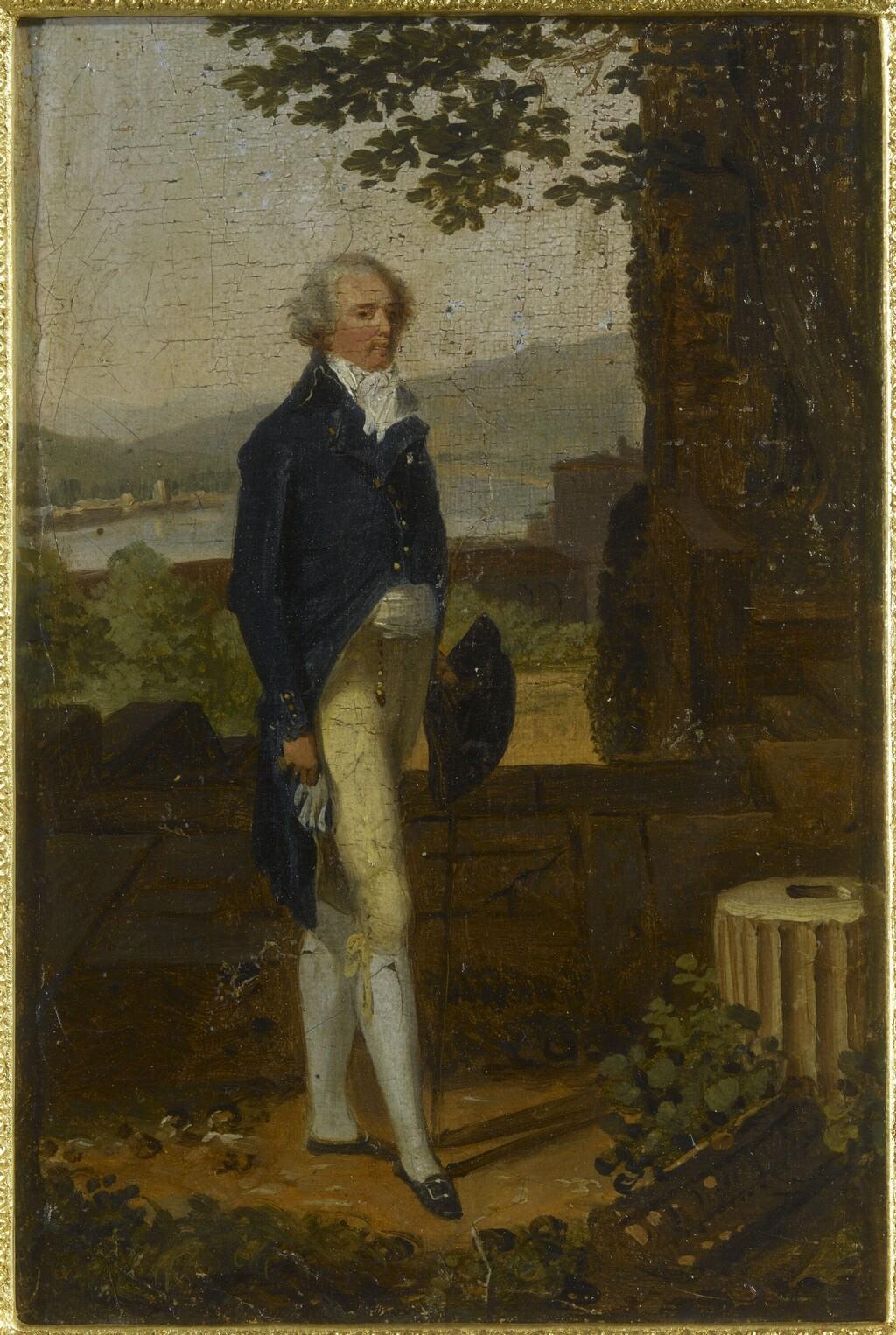 Louis Gauffier (1762-1801), peintre français installé en Italie Image406